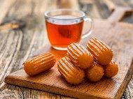 Лесна рецепта за толумбички с парено тесто, пържени в олио